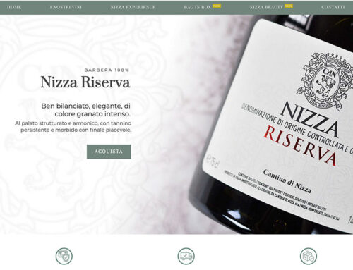 Shop Cantina di Nizza